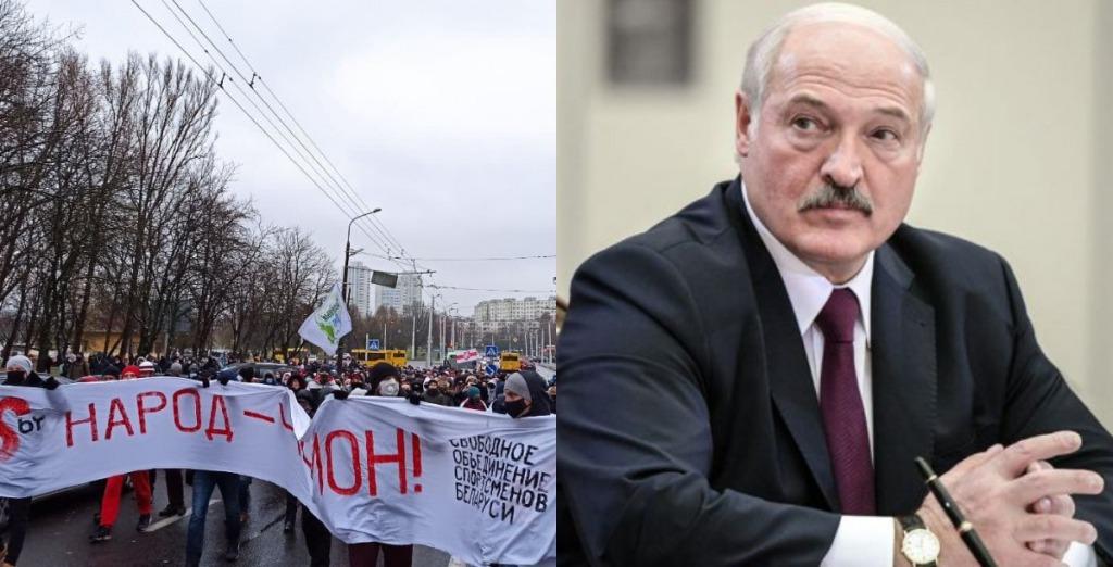 Только что! Началось — массовые задержания в Минске, Лукашенко не сдается: «закрыли». Бацька — все