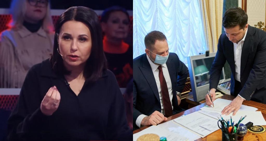 Мосейчук в шоке! Правая рука Зеленского выпалил — просто у всех на глазах: вернуть — Президент аплодирует