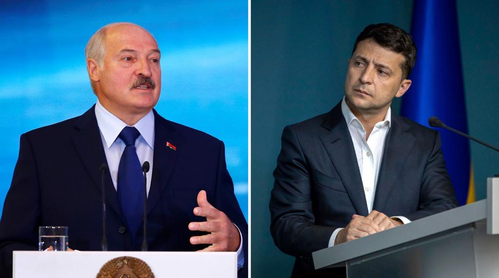 Зеленский в шоке! Лукашенко устроил настоящую истерику — разозлился. «Не признают президентом»