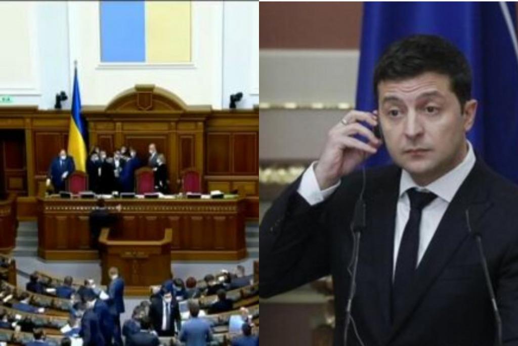 Скандал в Раде! Депутаты шокировали — Зеленскому стыдно. Такого в парламенте еще не было — перевыборы!