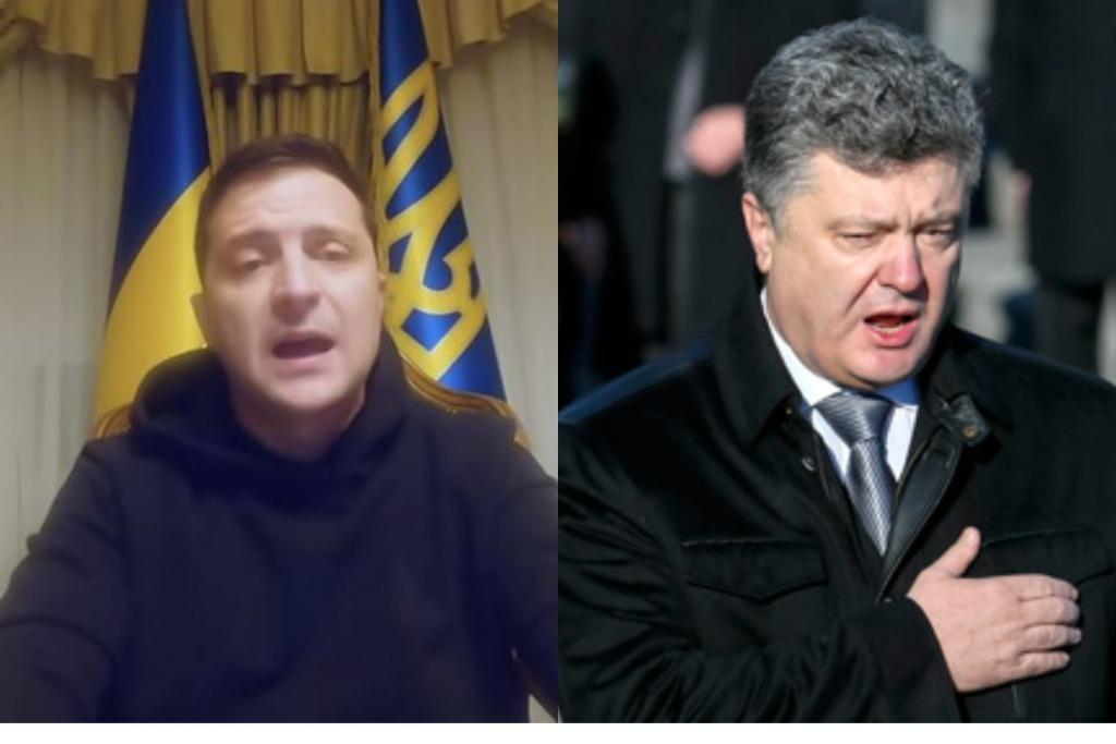 Поздно ночью! Зеленский в гневе разгромил Порошенко — «попустил» на всю страну: Вернуть украденное. Гетман в шоке!