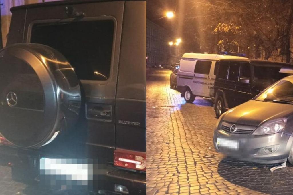 Пьяный как чип! Известный бизнесмен устроил скандальную аварию — просто в центре города
