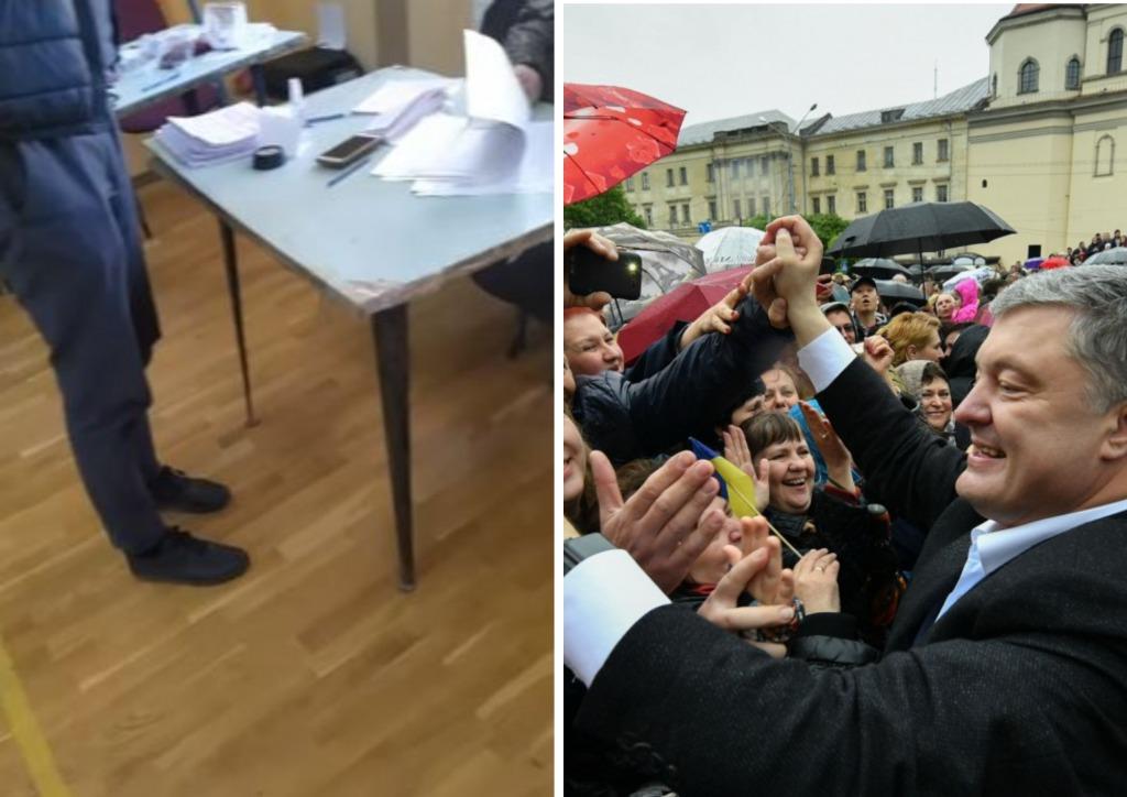 Просто на участке! Депутат Порошенко шокировал всех — и тут позор. Такого не ожидал никто!
