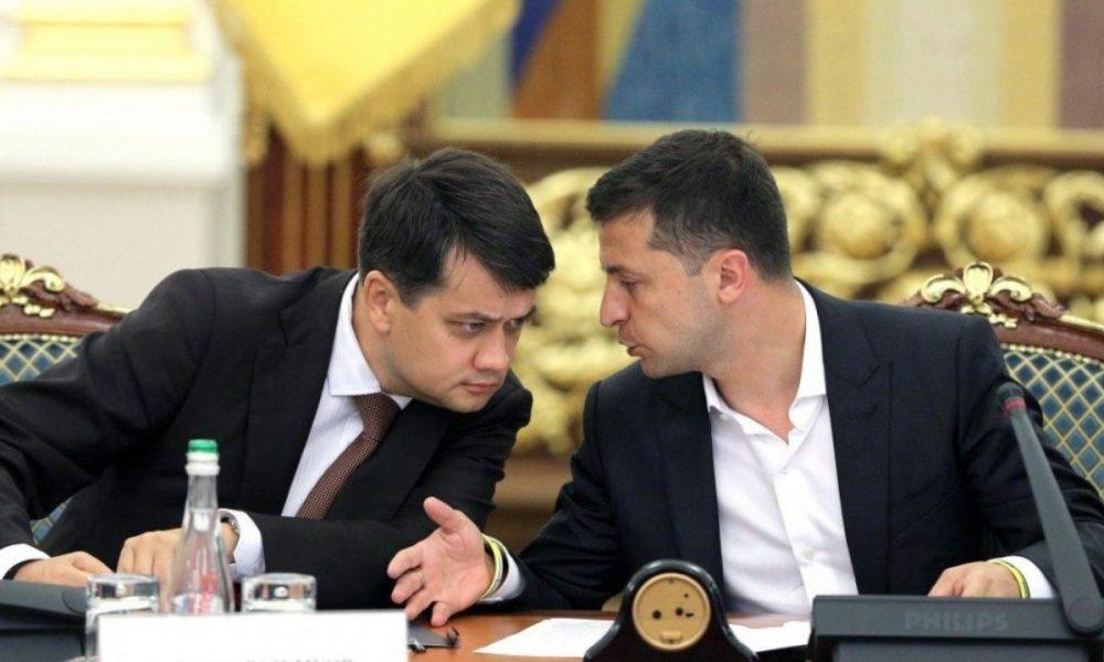 Президентские амбиции! Прямо под боком Зеленского — громкий скандал. Это лишь вопрос времени — украинцы шокированы