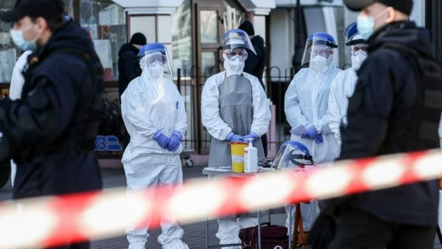 Перевалило за 1 млн! Обновленная статистика по коронавирусу в Украине. Болезнь не отступает!