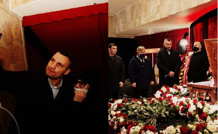 Прямо на похоронах! Тайный звонок — поступок Кличко шокировал всех. Громкий скандал — решал на церемонии!