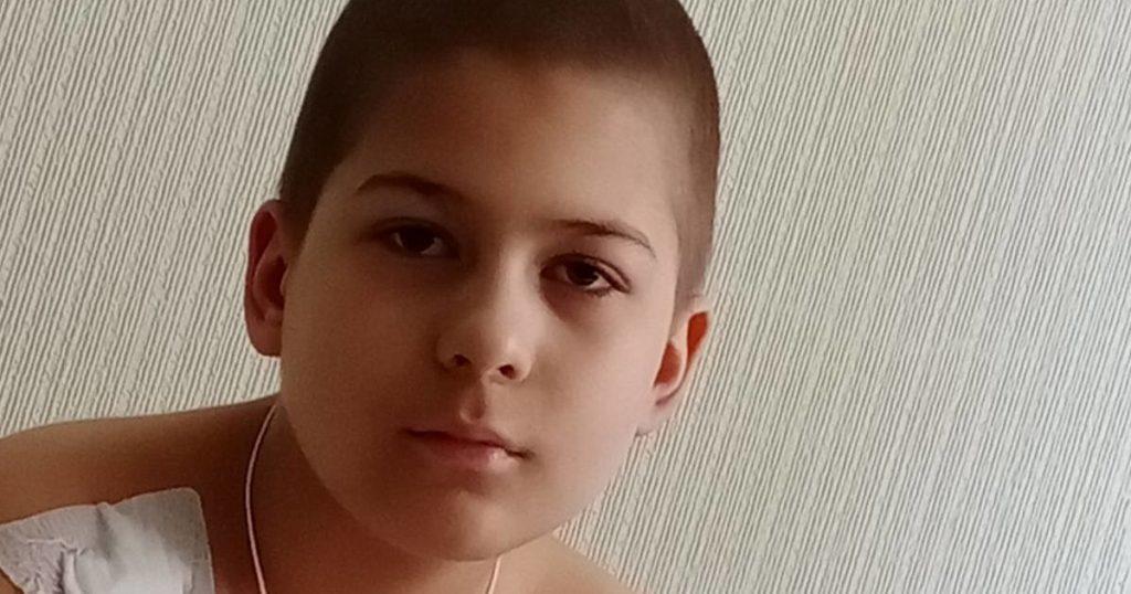Нельзя терять ни минуты! 9-летний Вася нуждается в вашей помощи