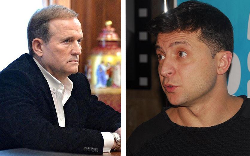 Хаос! Медведчук устроил истерику — взорвался заявлением. Зеленский непреклонен — поставил на место!