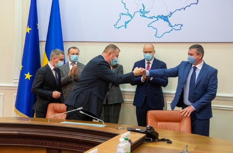 Сегодня! Шмыгаль ошеломил — радостная весть. Исторический шаг — прорыв для Украины