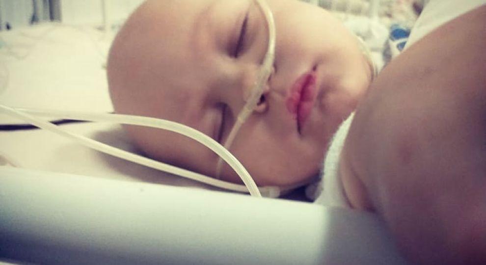Родители маленького Романа умоляют о помощи! Рак не дает ребенку жить — состояние мальчика тяжелое