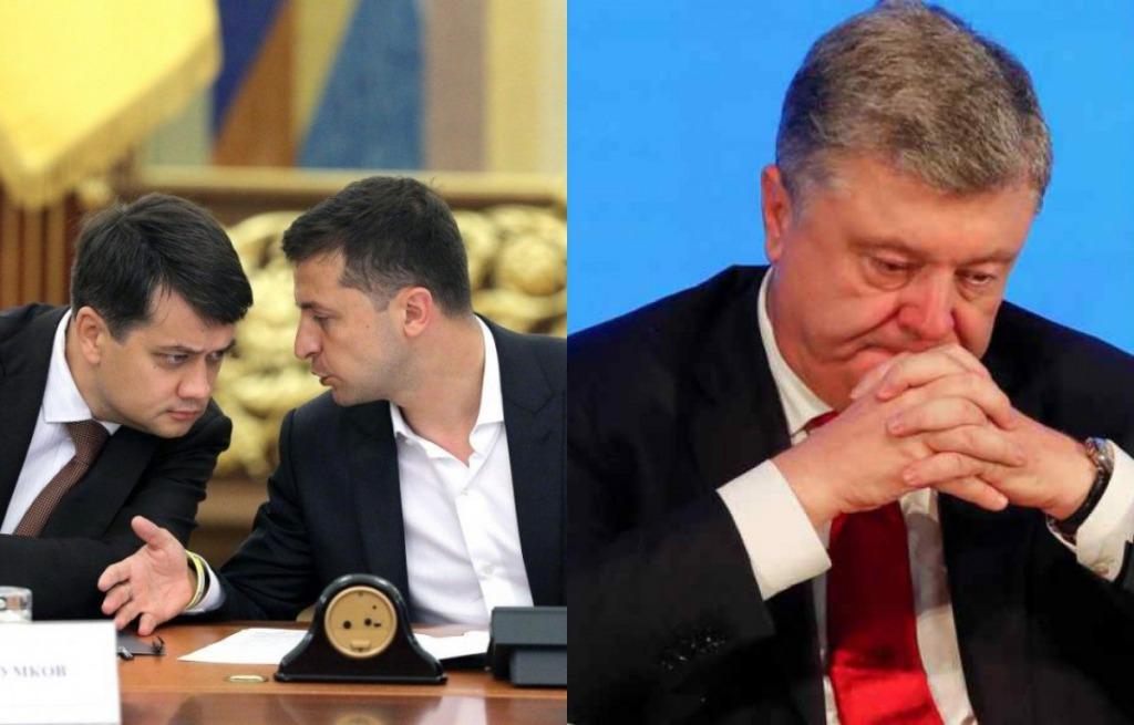 Только что! Разумков в шоке — Порошенко вскочил, тайну раскрыли. Отдал приказ, это бунт!