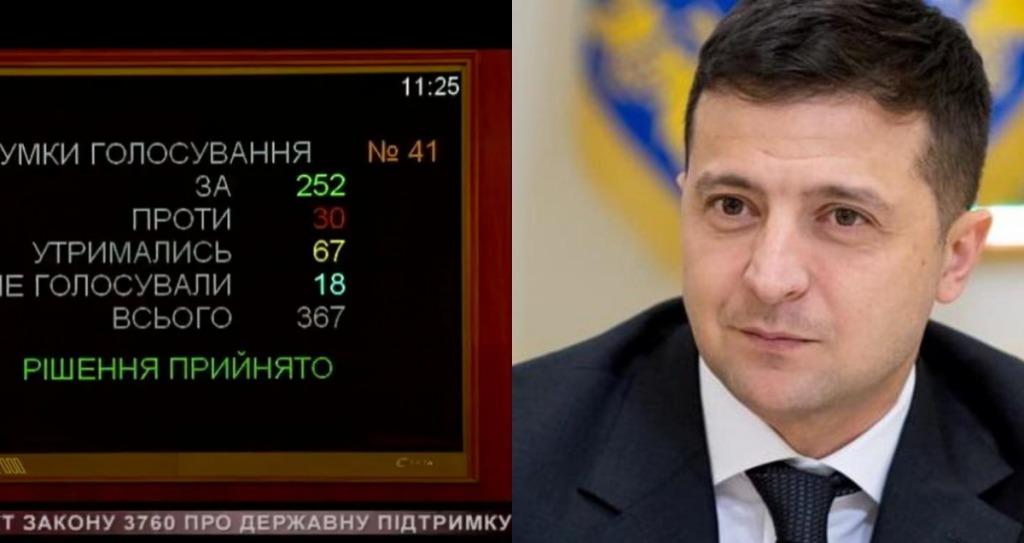 252 депутата за! В Раде приняли важное решение — Зеленский аплодирует, поддержка будет. Теперь все изменится