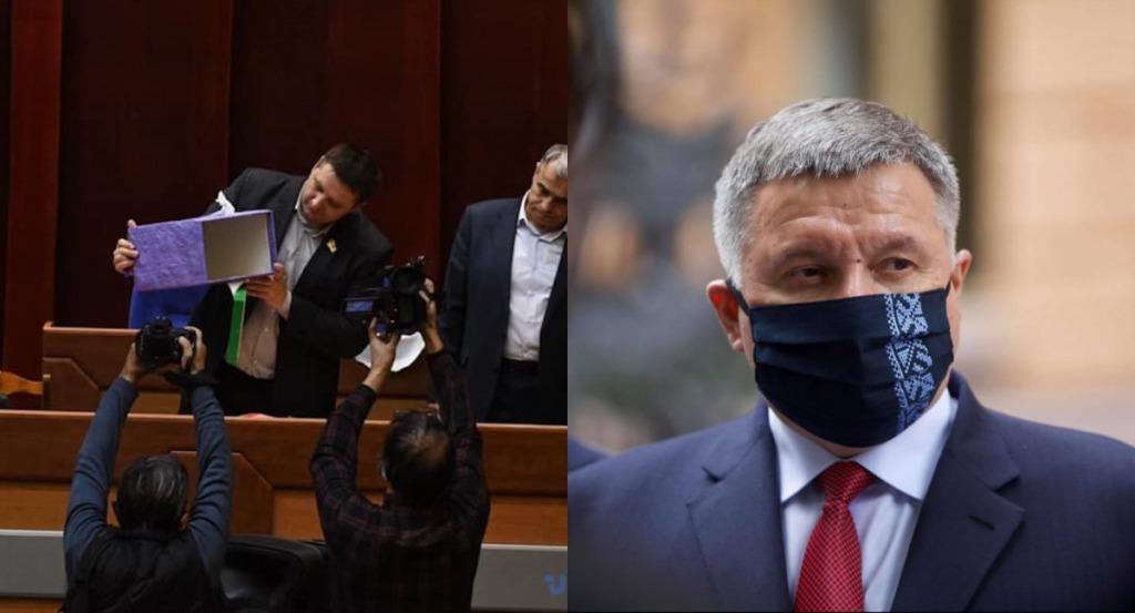 В эти минуты! Захват власти — происходит немыслимое, Аваков в шоке. Баканову срочно доложили — Майдан. Началось