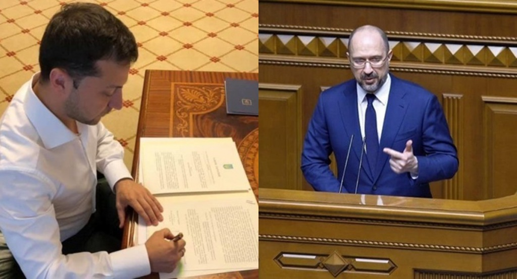Только что! Зеленский подписал — радостная весть, граждан поддержат. Шмыгаль выпалил — уже на следующей неделе