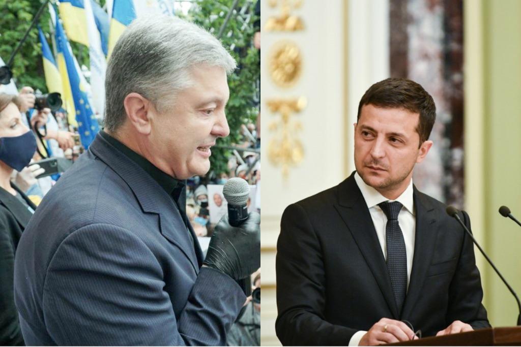 Точно не посадят! Шокирующий прогноз для Украины — Порошенко аплодирует. Зеленский в ауте — окажется перед выбором