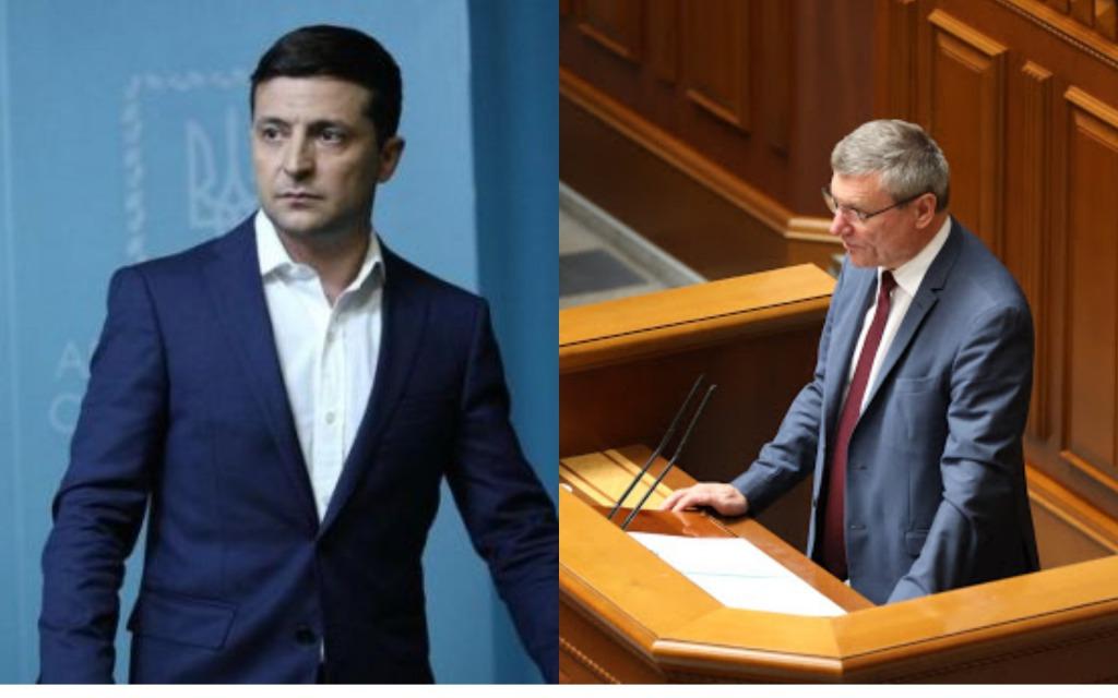 В эти минуты! Министра разоблачили, встречался с ним. Зеленский в шоке, просто в ОП — «договорняки»