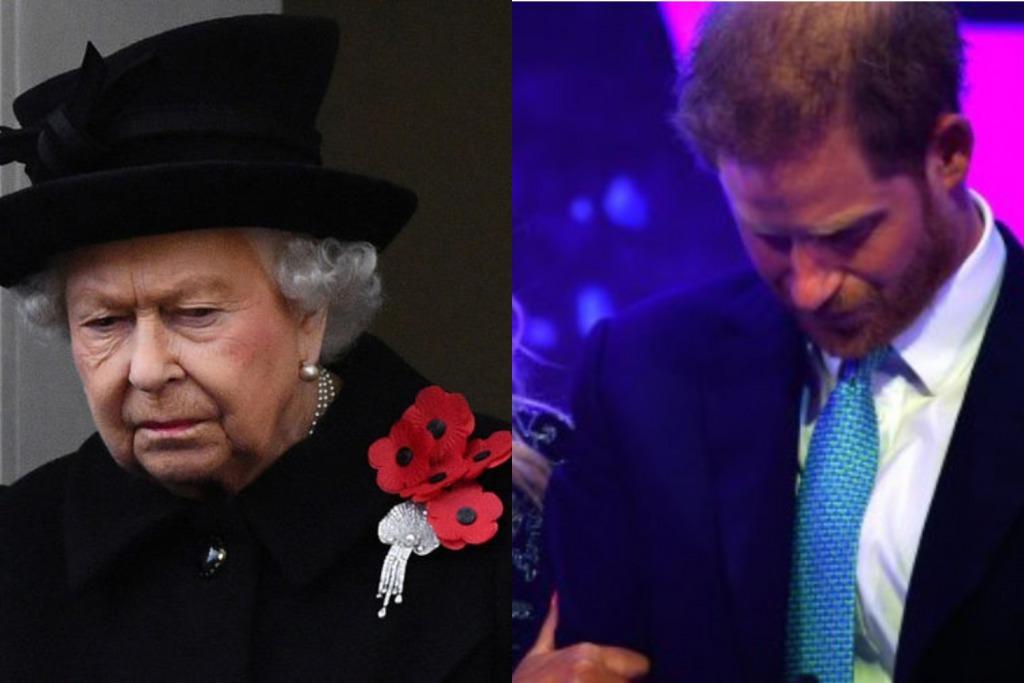 Невыносимое горе! В королевской семье огромная потеря — умерла внезапно. Принц Гарри заливается слезами …