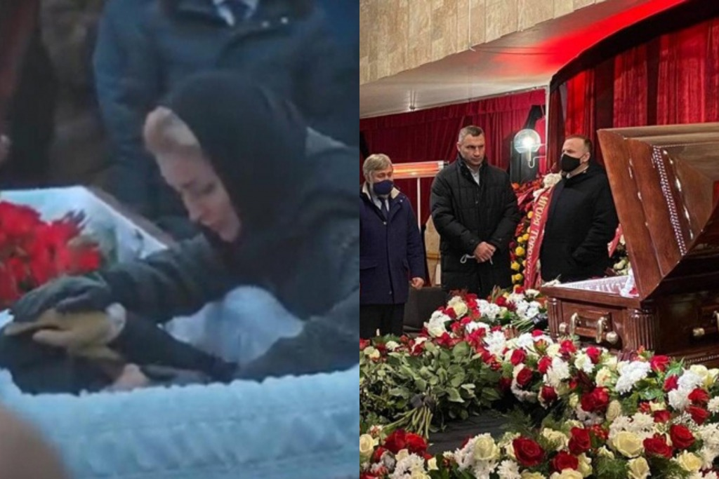 После похорон! Сенсационная правда о Кернесе — в Сети опубликовали шокирующие фото. Вдову подкосило!