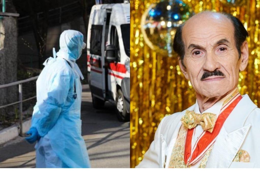 Беда с легендарным Чапкисом: В Сети показали эксклюзивное фото хореографа из больницы. «Страшно …»