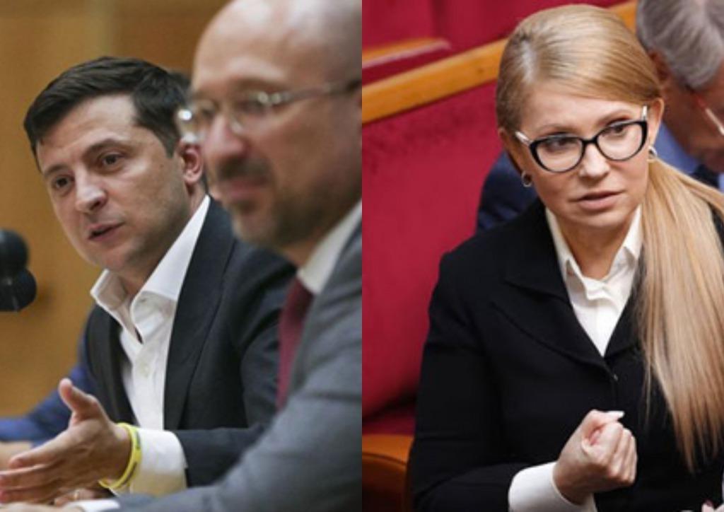 Идеальный премьер! Тимошенко не ожидала — нужна Зеленскому. Страна на ногах — Шмыгаль нервничает!