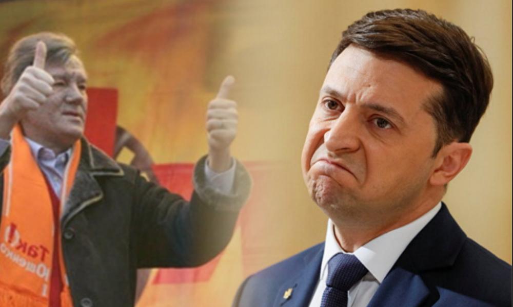 Только что! Зеленский побледнел — Ющенко поддержал. На всю страну, это произошло впервые. Уже сейчас начать!