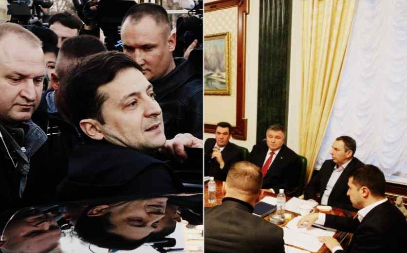 Только что! На Банковой происходит немыслимое — тайная встреча. Под носом у Зеленского — президент в шоке!