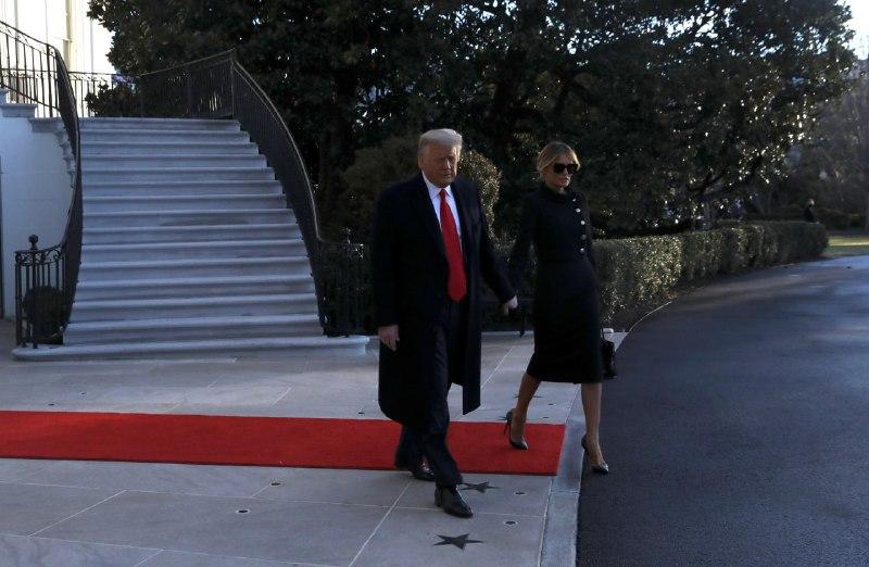 Просто сейчас! Трамп сделал это — вопреки всем традициям. Впервые за 152 года — последние часы президентства!