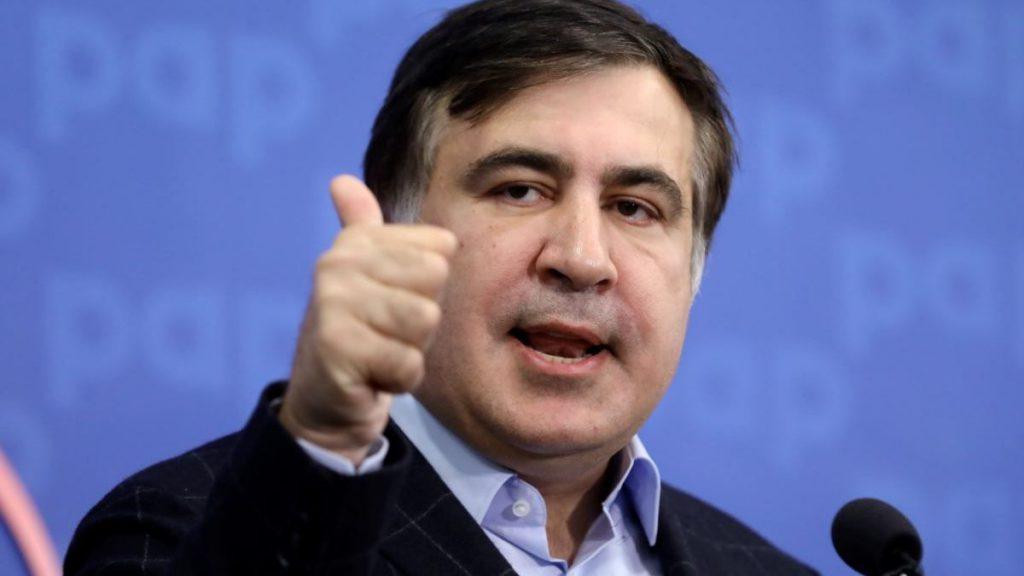 Я буду идти! Саакашвили ошеломил словами — просто перед Новым годом. Украинцы шокированы — Забудьте!