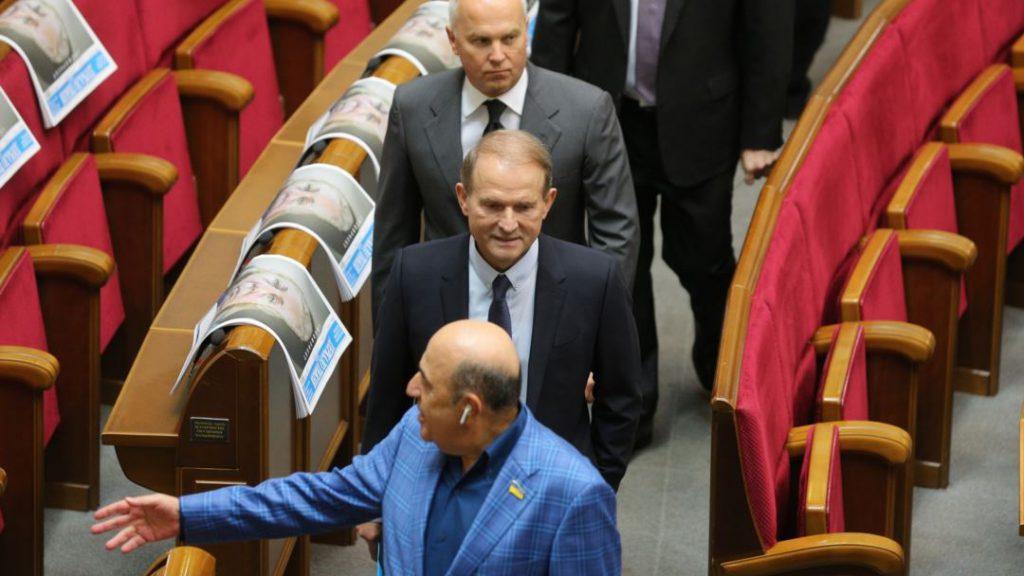 Депутаты Медведчука шокировали! Охрану им — за наши деньги. Украинцы разъярены — достали!