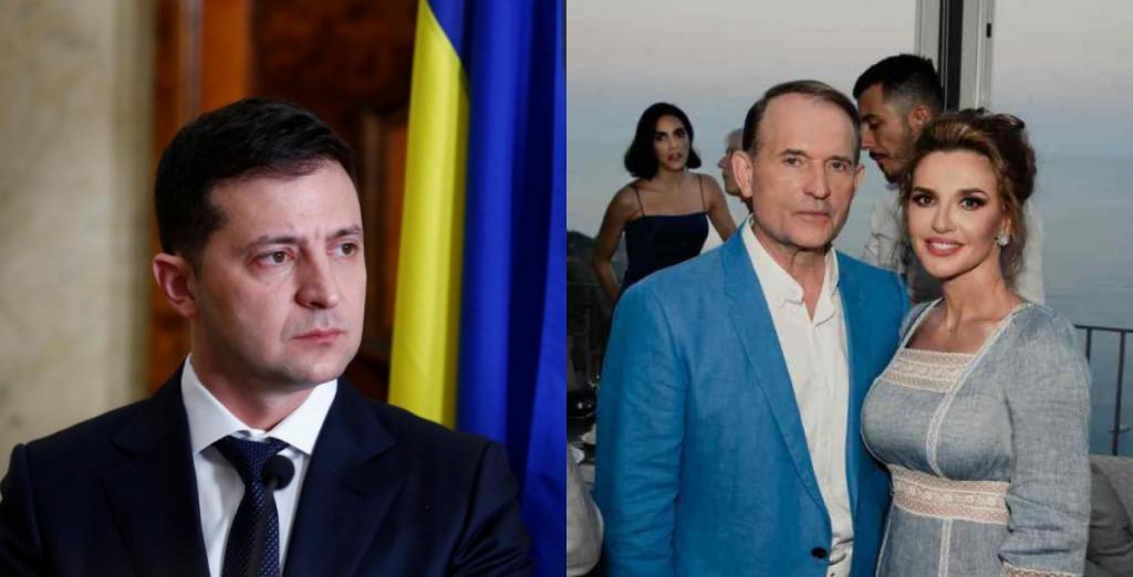 Против интересов Украины! Громкий скандал всколыхнул всех — у Зеленского не смолчали. Медведчук в ауте — пропаганда