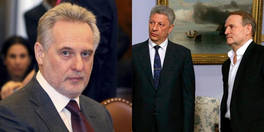 В эти минуты! Произошло немыслимое — скандал в окружении Медведчука. «Тарифная мафия» — Фирташ не ожидал. Началось!