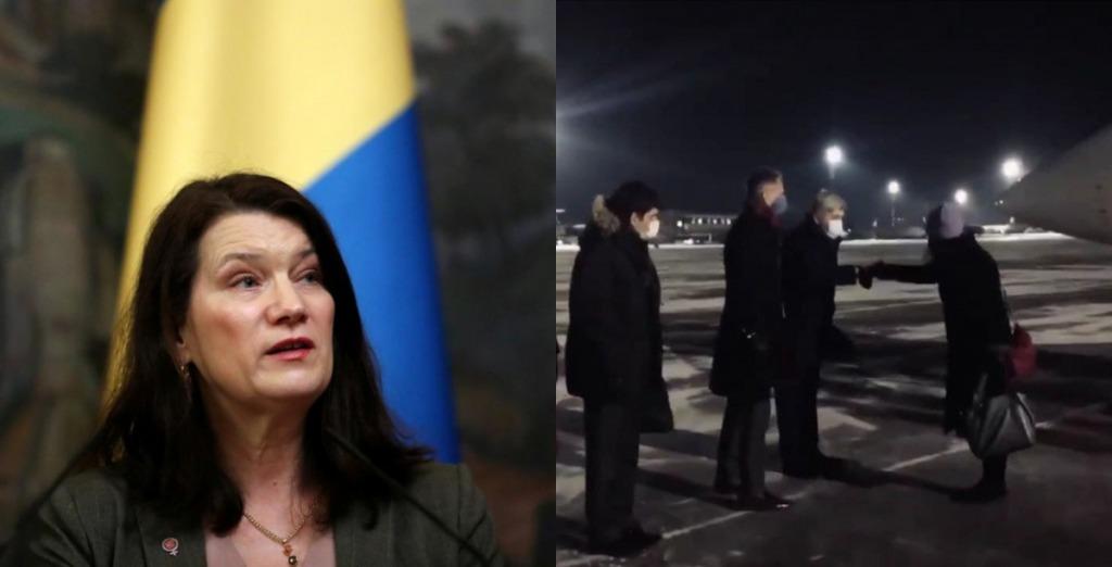 В эти минуты! Она прилетела — Украина стала первой, важный визит. На Донбасс — страна шокирована!