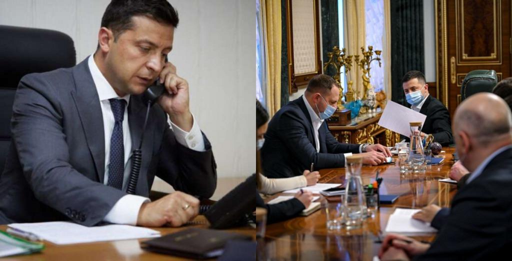 В эти минуты! После переговоров с Байденом — в ОП не стали молчать, мощное заявление. Приоритет — страна гудит