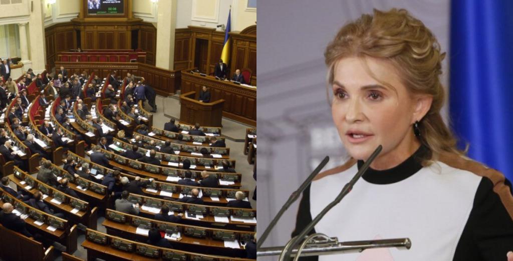 В эти минуты! Просто с трибуны — Тимошенко ошеломила всех, приняла решение. Украинцы шокированы — референдум!