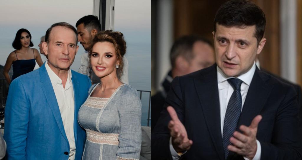 В эти минуты! В Зеленского шокировали — Медведчук в панике, мощный «удар». СБУ должно реагировать — скандал!