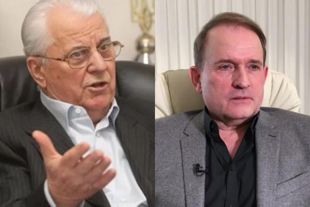 Не сдержался! Кравчук взорвался эмоциональным заявлением — попустил Медведчука. «Кум Путина» побледнел — наступит конец!