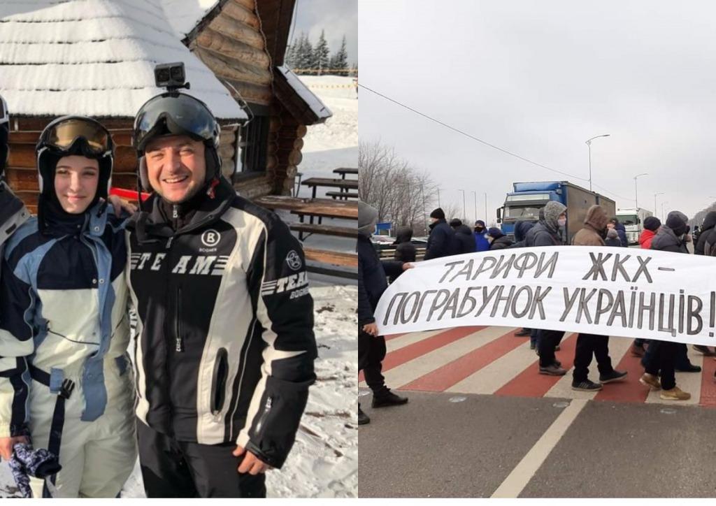 Борьба продолжается! Украинцы снова вышли на улицы — страна на ногах. Умоляют Зеленского — Вы нам отец!