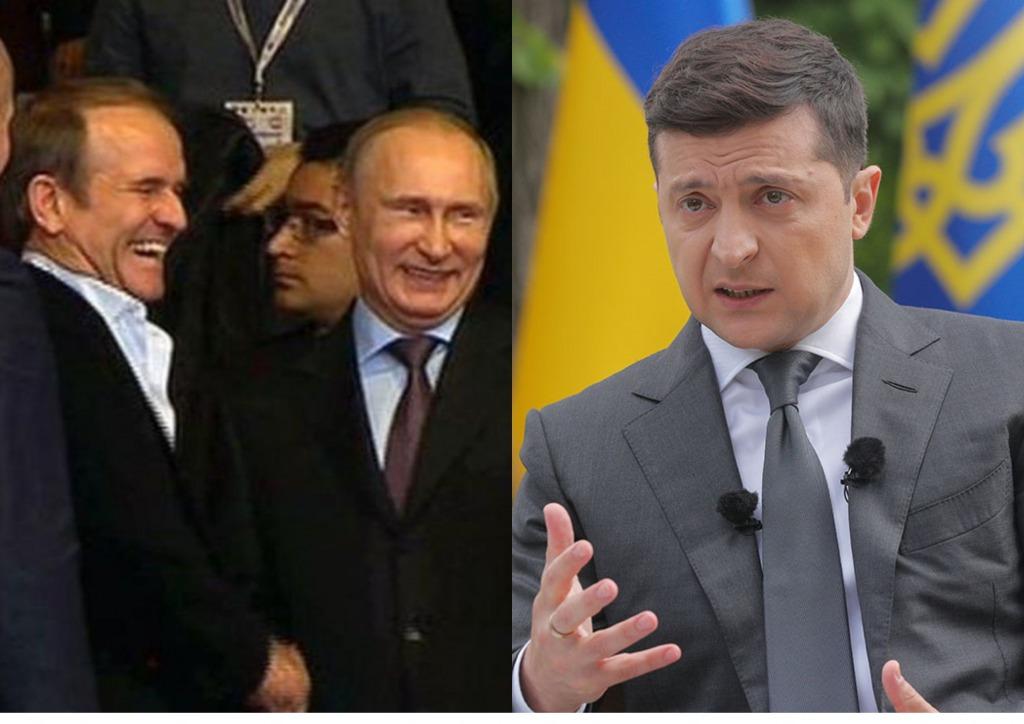 Неслыханно! Они сделали это — Медведчук аплодирует. Зеленский в шоке — просто под носом. Страна на ногах!