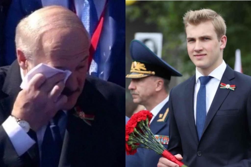 Только что! Лукашенко в шоке — сын сказал. Батьку унизили публично — Коля в ударе!
