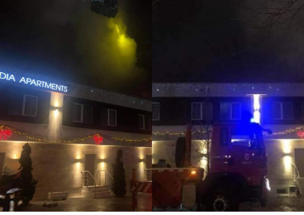 Пока мы спали! Трагедия в Одессе — горел известный отель. Люди выпрыгивали из окон — звали на помощь