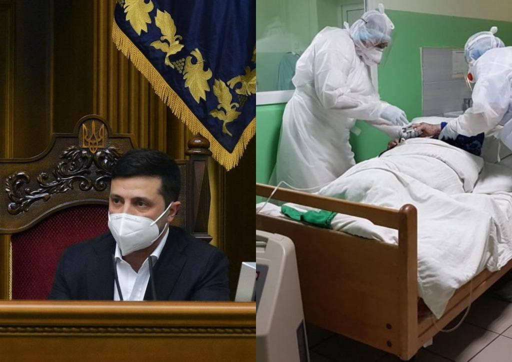 Началось! Вся страна на ногах — избранные уже вакцинируются. Простым украинцам и не снилось. Просто шок!