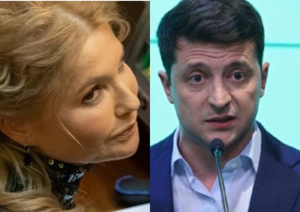 Зеленский боится! Тимошенко готова — ведутся переговоры. Заменить Шмыгаля — после скандала в Раде!