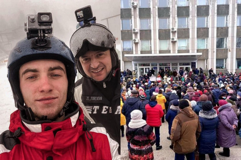 В разгар праздников! Страна на ногах — люди вышли. «Безумные» тарифы — издевательство над украинцами. Власть молчит!