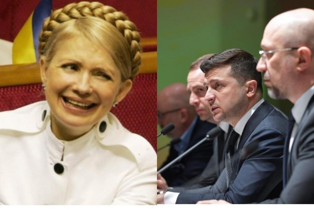 Его снесут! Вопрос решен — Тимошенко начинает действовать. Шокирующий план Леди Ю — на Банковой потрясены!
