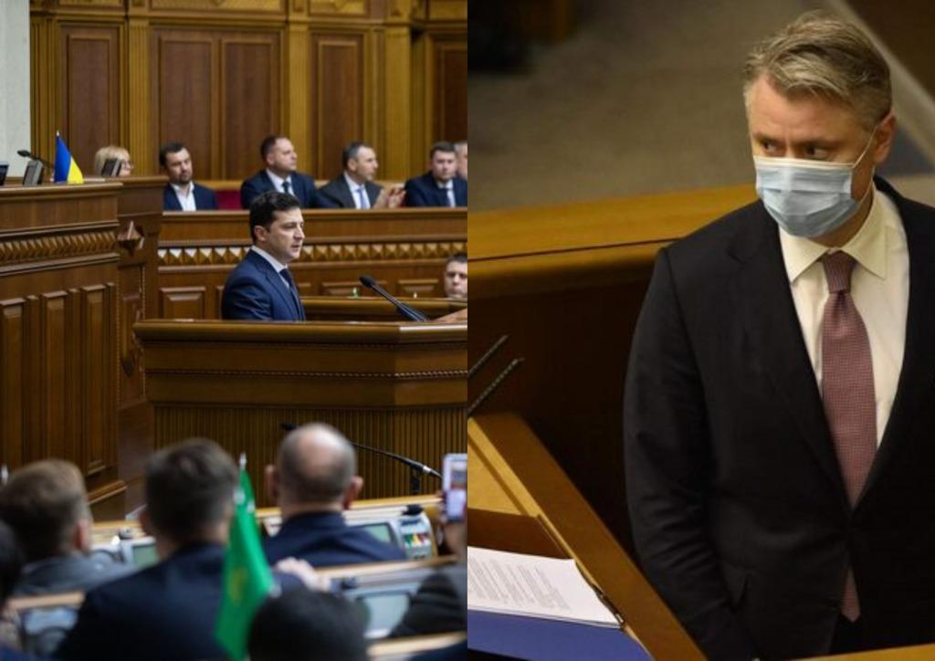 Только что! В ОП договорились — третья попытка. Витренко в восторге — такого еще не было. Украина на ногах!