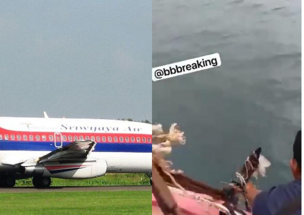Только что! Пассажирский самолет исчез — упал в воду. 62 человека на борту — началась поисковая операция!