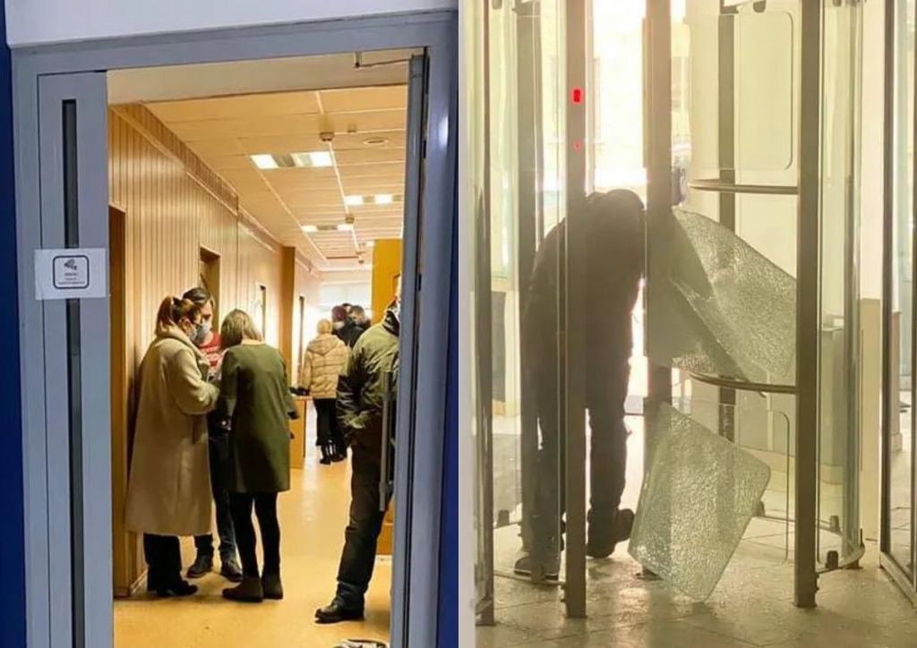 В эти минуты! СБУ пришли туда с обысками — проводят следственные действия. В здании «Киевводоканала» происходит неожиданное!
