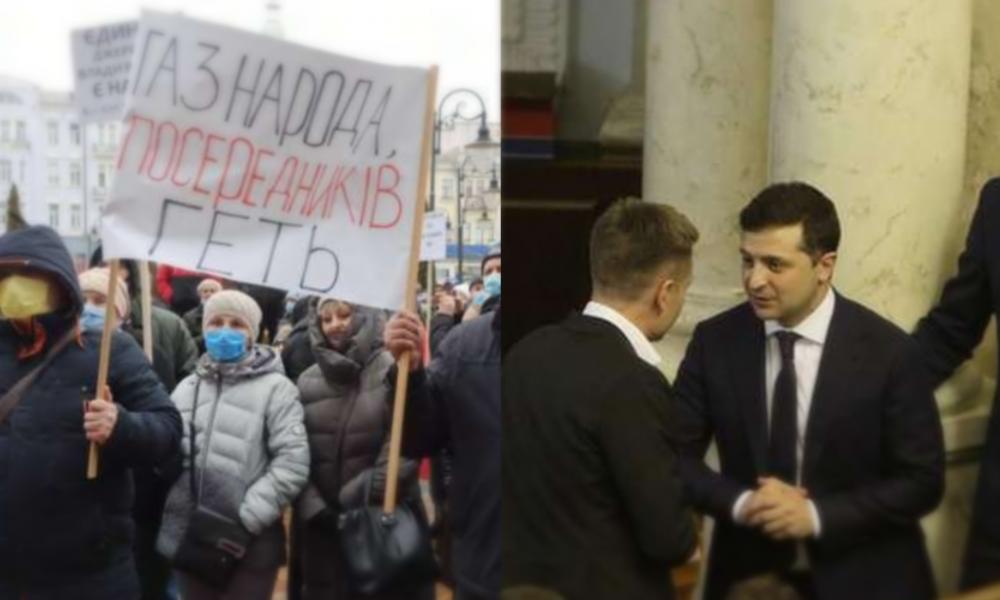 Минуту назад! Витренко побледнел — украинцы дошли. Конфисковать миллионы — нагребло! Зеленский в шоке — их не остановить