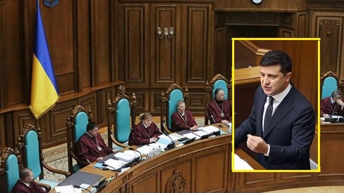 Только что! Судьи КСУ сделали это — скандальное заседание. Шокировали новым заявлением — Зеленский не попустит!