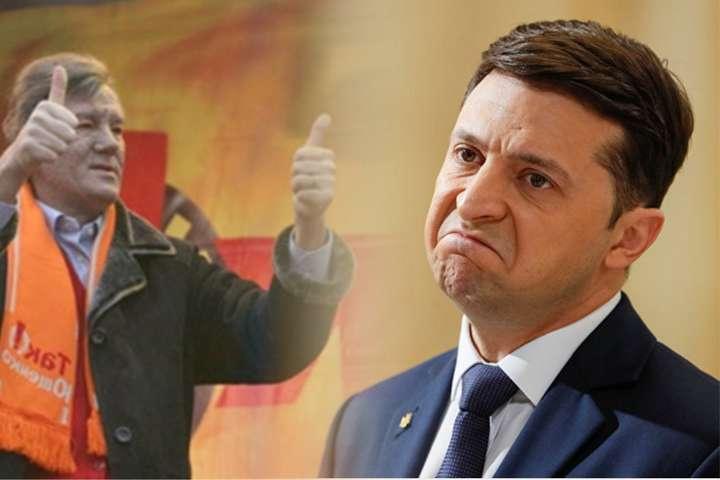 Зеленский в шоке — он в ловушке. «Второй» Ющенко — вариантов немного. Действовать решительно — аресты и посадки!